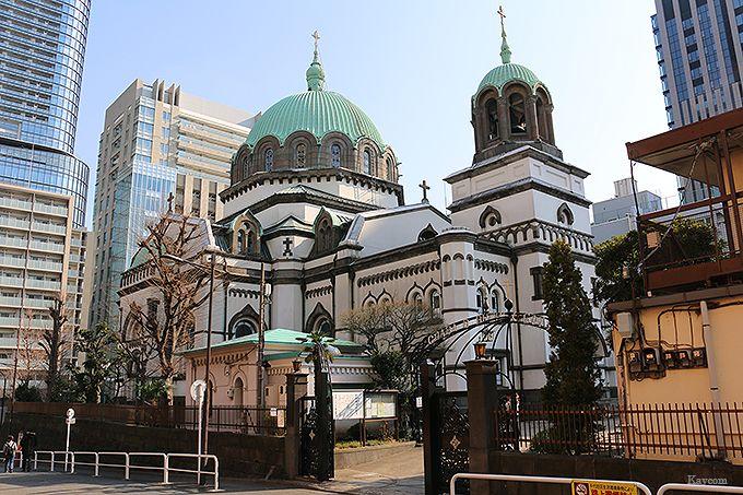 ニコライ堂(東京復活大聖堂)