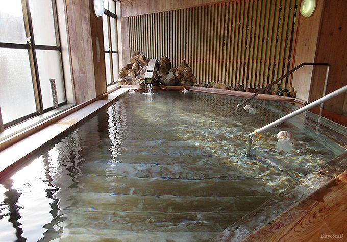 開湯400年の薬研温泉