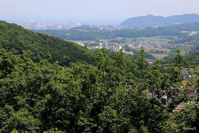秦野駅から浅間山