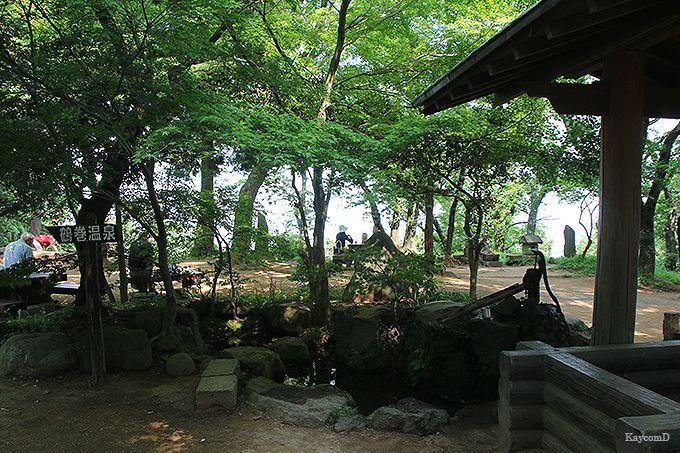 権現山から弘法山