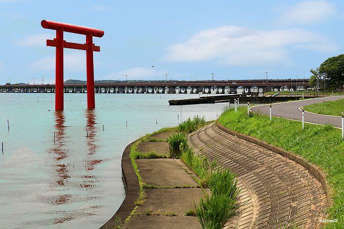 「鹿嶋神の道」を歩く!茨城のパワースポット鹿島神宮から巡る巡礼旅