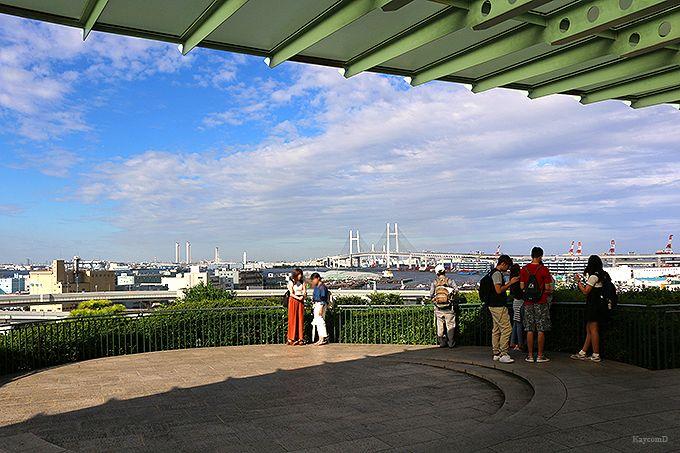 映画『コクリコ坂から』のモデルにもなった「港の見える丘公園」