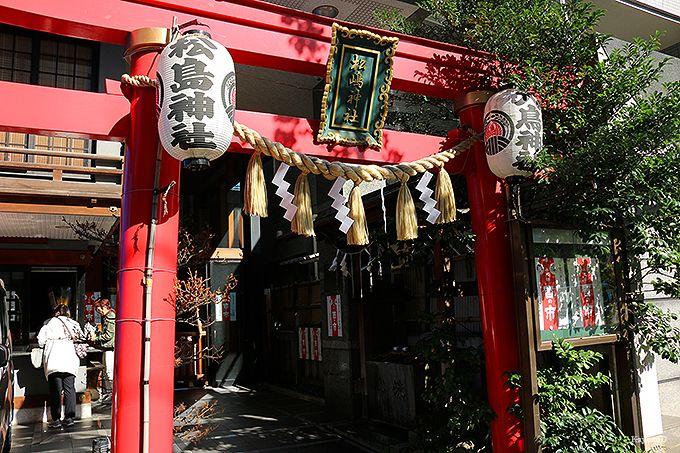 松島神社(大国神)