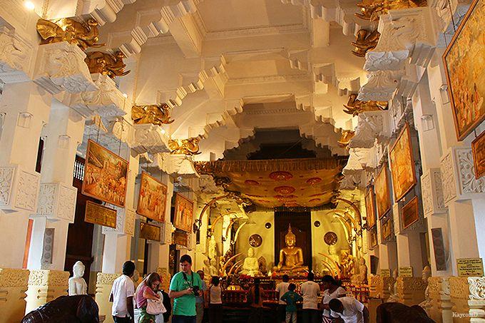 絵でわかる仏歯寺と仏教の歴史