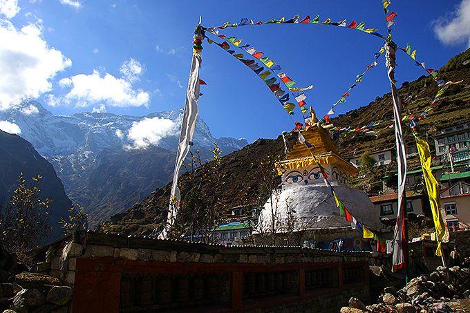 エベレスト街道の拠点!ネパールのナムチェバザールで快適ヒマラヤ滞在