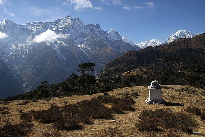 7. ヒマラヤ山脈(ネパール)