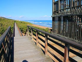 海沿いのボードウォークがすごい!茨城県「鹿島灘海浜公園」はオーシャンビューの絶景公園