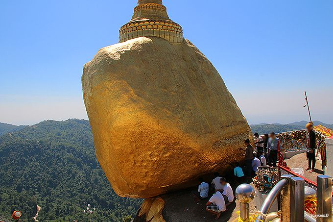 ミャンマーの黄金色に光輝く「インスタ映えスポット」8選
