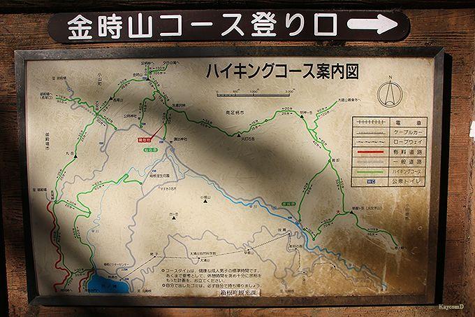 「金時登山口」から矢倉沢峠