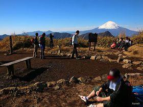 トレイルランも!箱根外輪山「明神ヶ岳」で絶景の稜線歩きを楽しむ