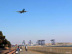 東京シーサイド巡り!立会川から城南島海浜公園までのお勧めコース