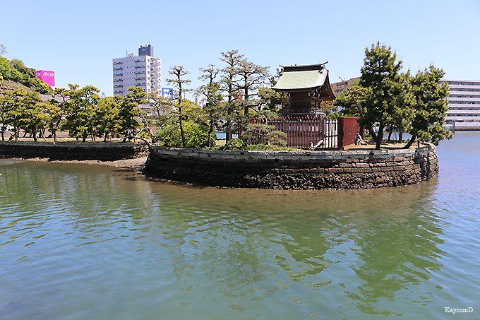 6.琵琶島神社