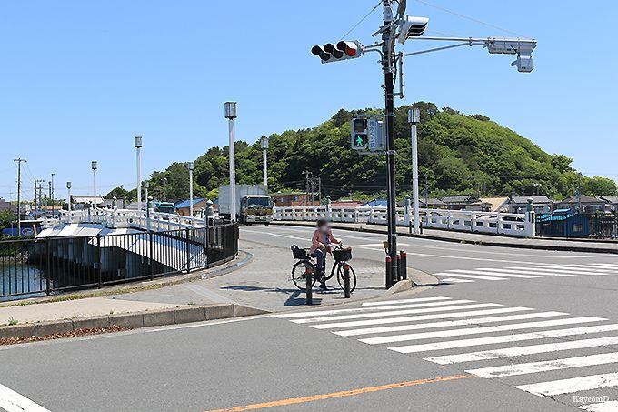 金沢八景駅〜琵琶島神社〜平潟湾プロムナード〜夕照橋
