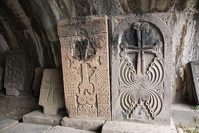 アルメニアの十字架「ハチュカル」