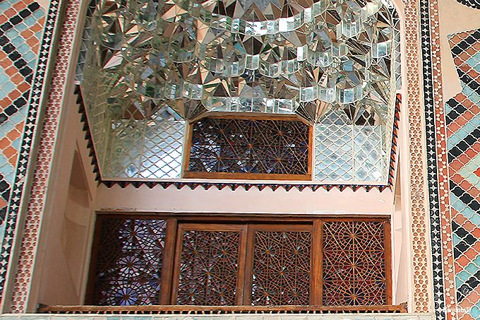 世界遺産「シェキ・ハーン宮殿」