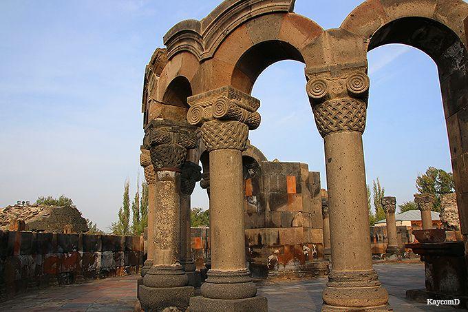 コンスタンティヌスもマネした建築