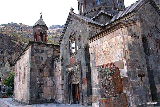 ガヴィットスタイルの聖堂