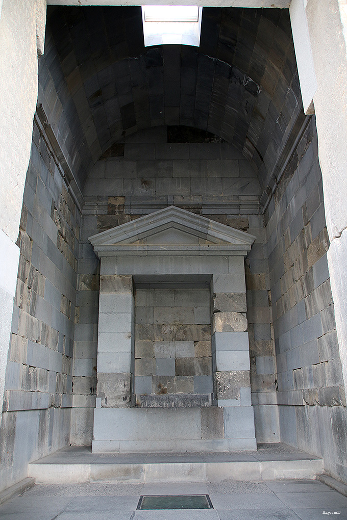 ヘレニズム様式の神殿
