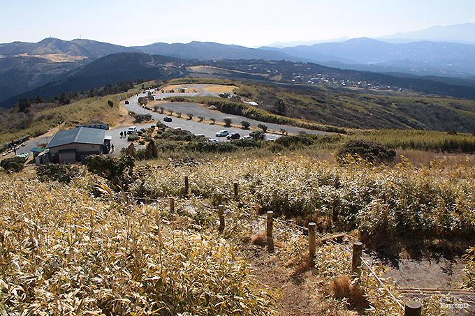 絶景を見ながらドライブできる「芦ノ湖スカイライン」