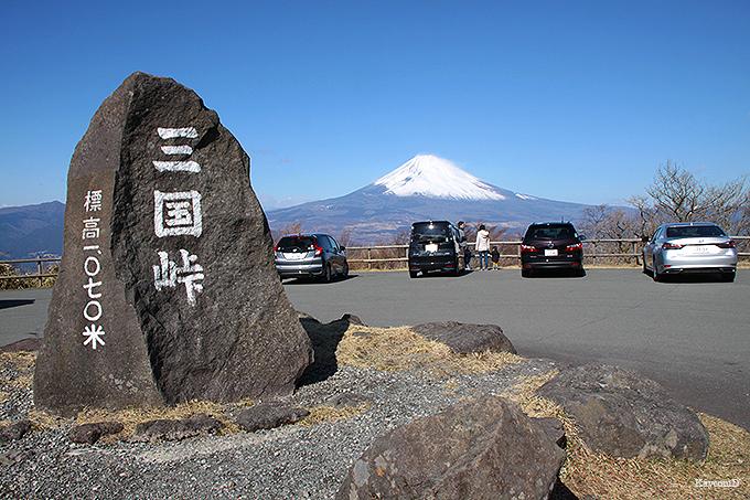 芦ノ湖スカイライン見所紹介!箱根外輪山のドライブを楽しもう