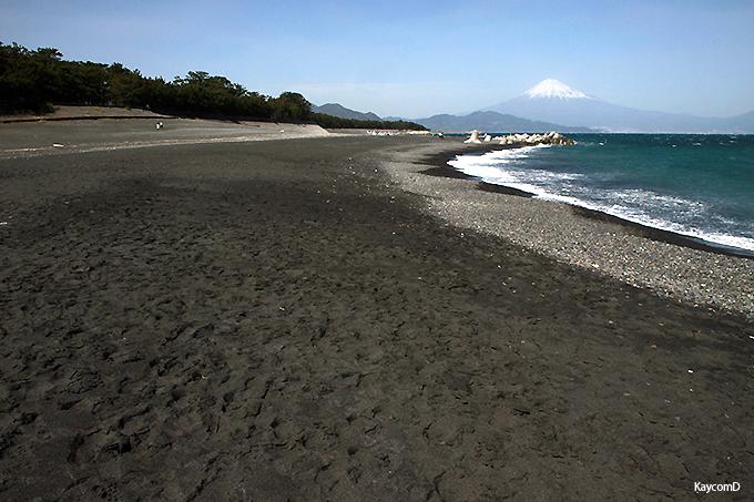 日本新三景の世界遺産「三保松原」