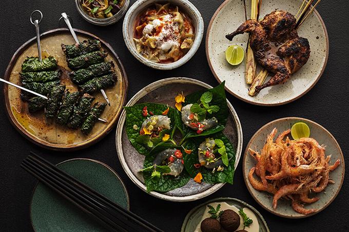 五感を刺激するレストラン「Dongxi Restaurant & Sakaba」