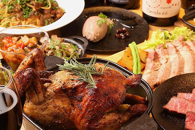 クラフトビールと南部鉄器料理が美味しい「東京オーブン 赤坂」