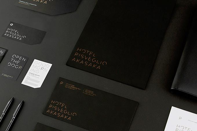 ホテルのサービスとオリジナルグッズ