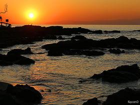 三浦半島の小さな島「天神島」の見所と絶景ポイント紹介!