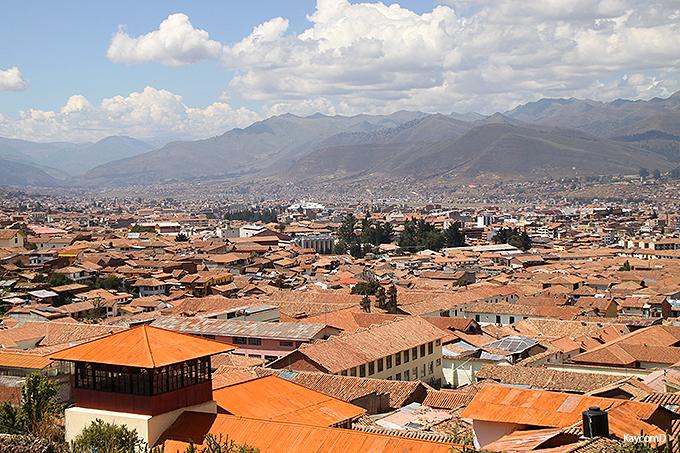 インカ帝国の首都だった世界遺産クスコ