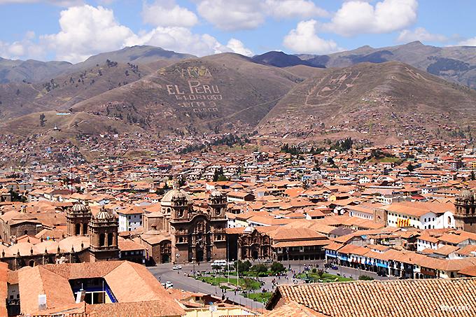 インカ帝国の都!世界遺産ペルーの古都クスコの観光スポット