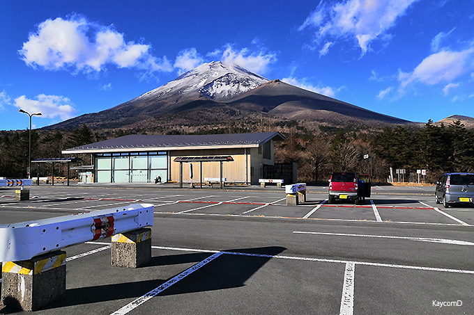 富士山の麓に広がる裾野市