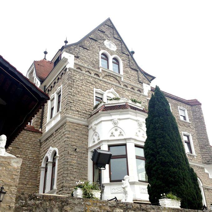 古城ホテル「シュロスホテル・シュタインブルク」