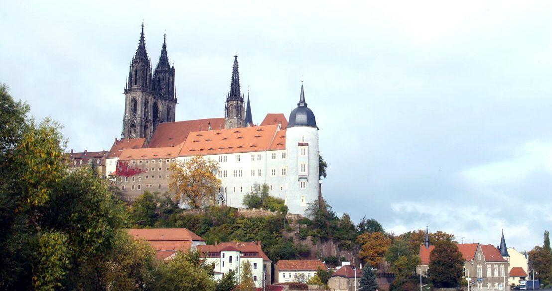 マイセン磁器製造の原点となったアルブレヒト城