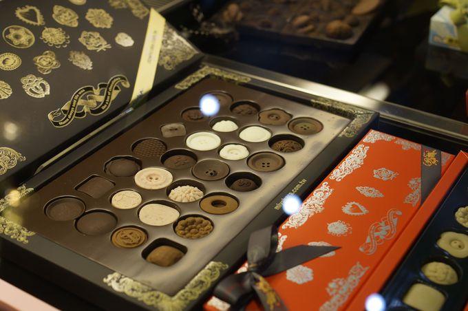 宮原眼科の隠れた実力商品!「チョコレート(巧克力)」