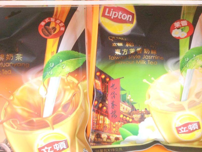 濃厚な味にファン多数!「リプトンのミルクティーシリーズ」