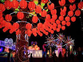 台湾「ランタンフェスティバル」2019年は屏東!場所や行き方は?