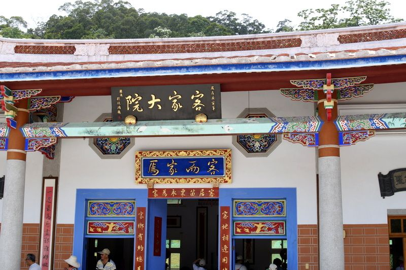 台湾「苗栗」の三義地区は油桐花もたくさん