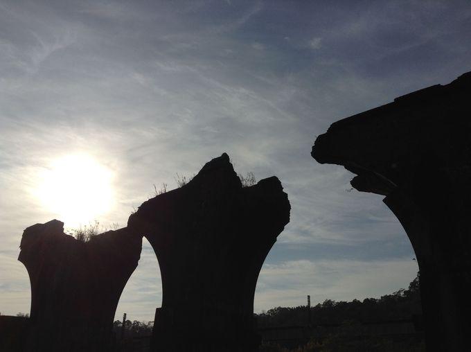 「龍騰断橋」在りし日の姿を想う