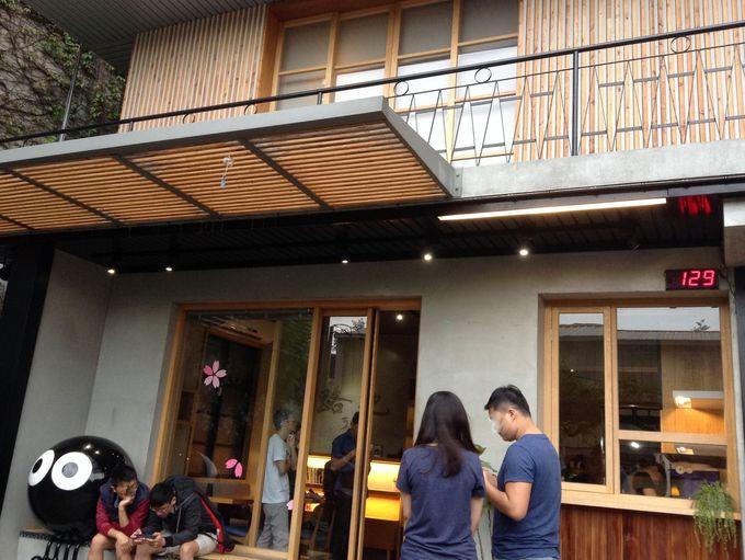 台湾で今人気のアイスカキ氷屋さんの目印はまっくろくろすけ!?