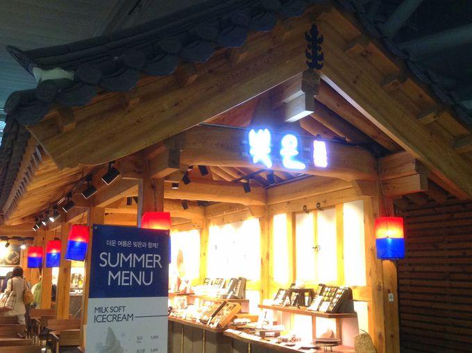 韓国お餅の専門店「ビジュン」も仁川空港4階に!