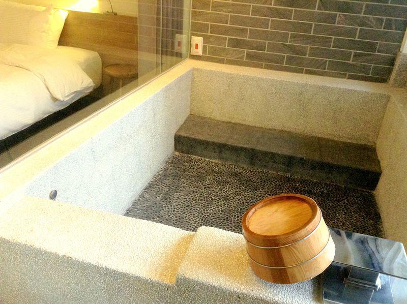 全室ひろびろ温泉付!台湾「ジャストスリープジャオシー」はコスパ抜群ゆったーりホテル