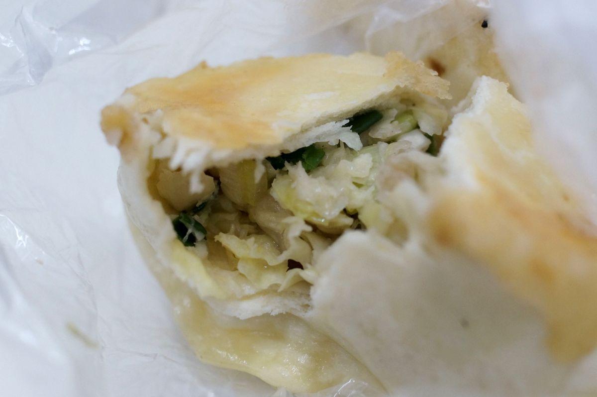 台湾風肉まんが味わい深い「劉家水煎包」