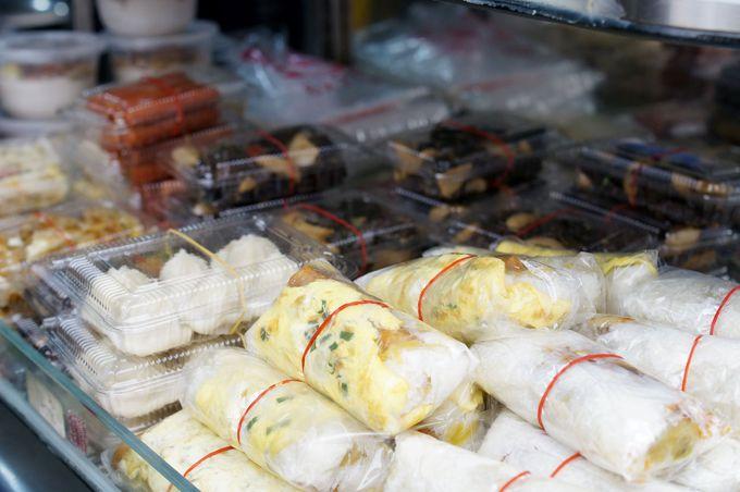 小琉球で一番有名な朝ごはん屋さん「洪ママ早餐店」