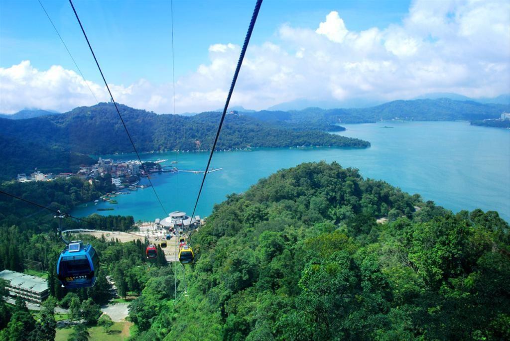 台湾最大の湖「日月潭」を観光!レイクビュースポット5選