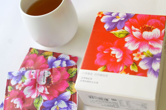 自然栽培にこだわった上質な台湾茶葉をお土産に