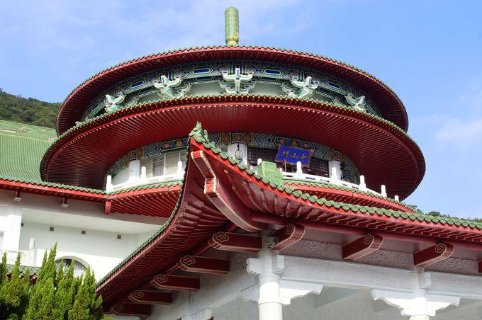 台北市街から「中山樓」への行き方や見学方法は?