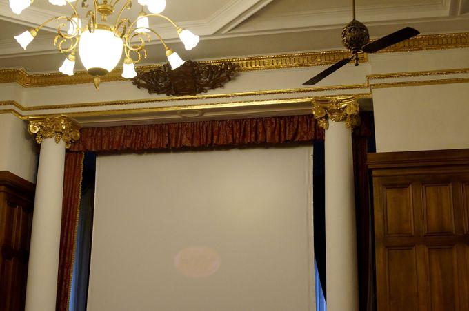 月一回の「台北賓館」一般開放日は内部見学も写真撮影もOK