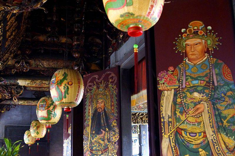 台北「大龍ドウ保安宮」で医療の神様に健康長寿をお祈り!
