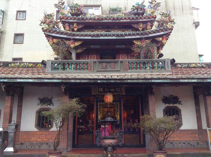 台北「大龍ドウ保安宮」のその他の神様